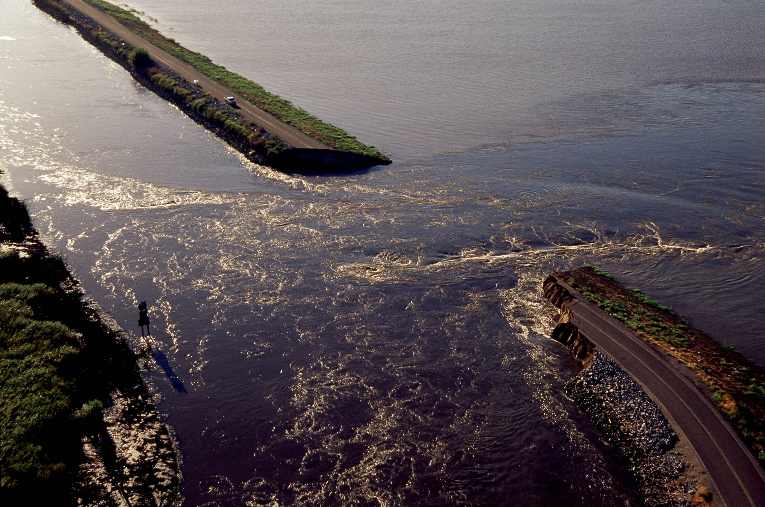 Researchers Warn That Levee Conditions In California Are