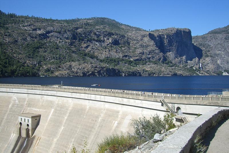 O'Shaugnessy Dam
