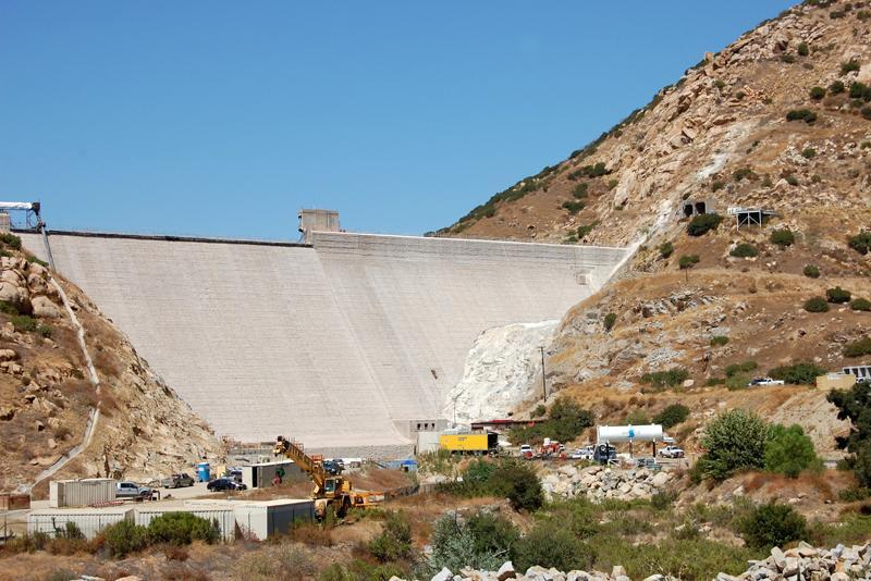 San Vicente Dam (2011)