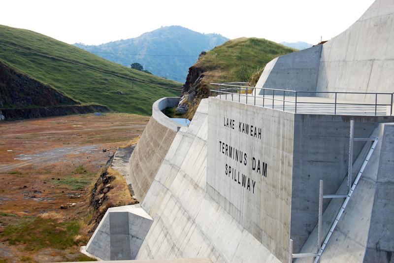 Terminus Dam