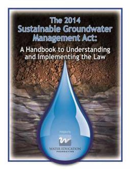 Image of The 2014 Sustainable Groundwater Management Act