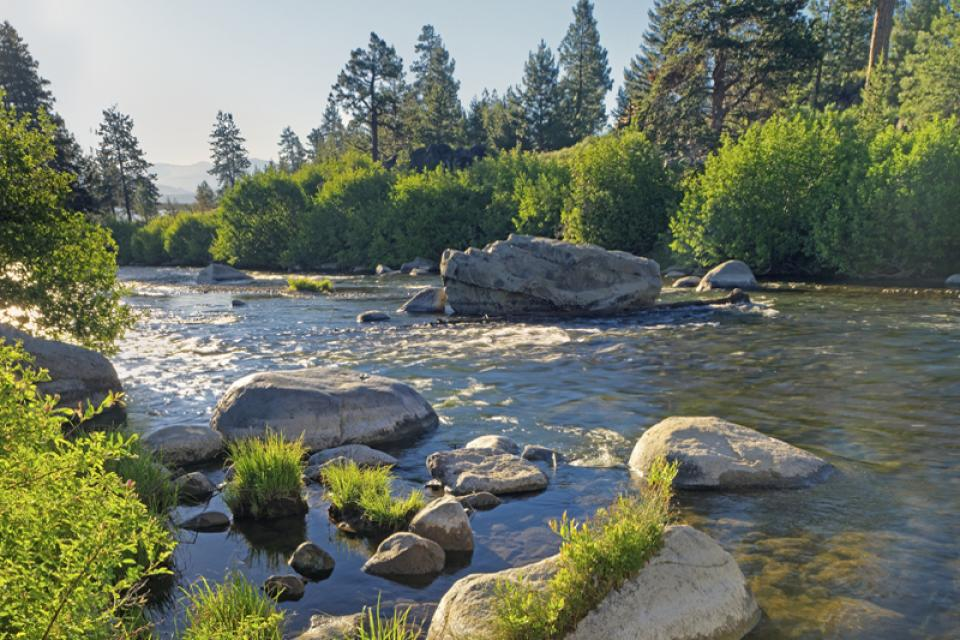 Truckee River - Water Education Foundation