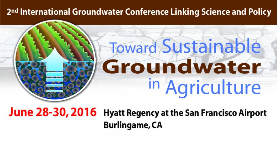 Image of International Groundwater Conference