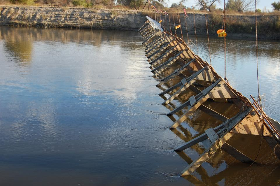 General tours water education foundation for San joaquin river fishing