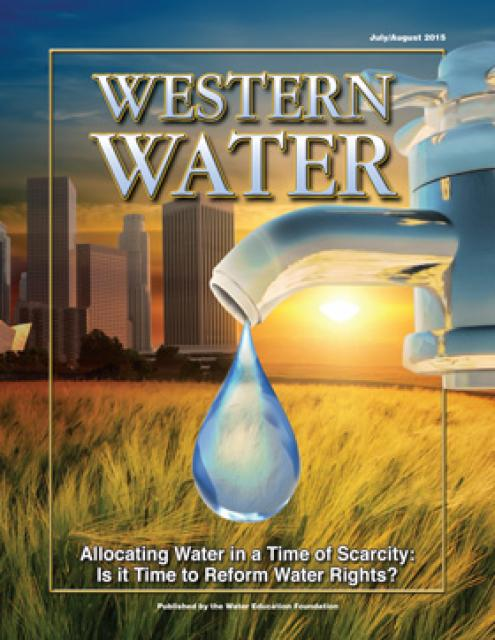 Image of Allocating Water in a Time of Scarcity: Is it Time to Reform Water Rights?