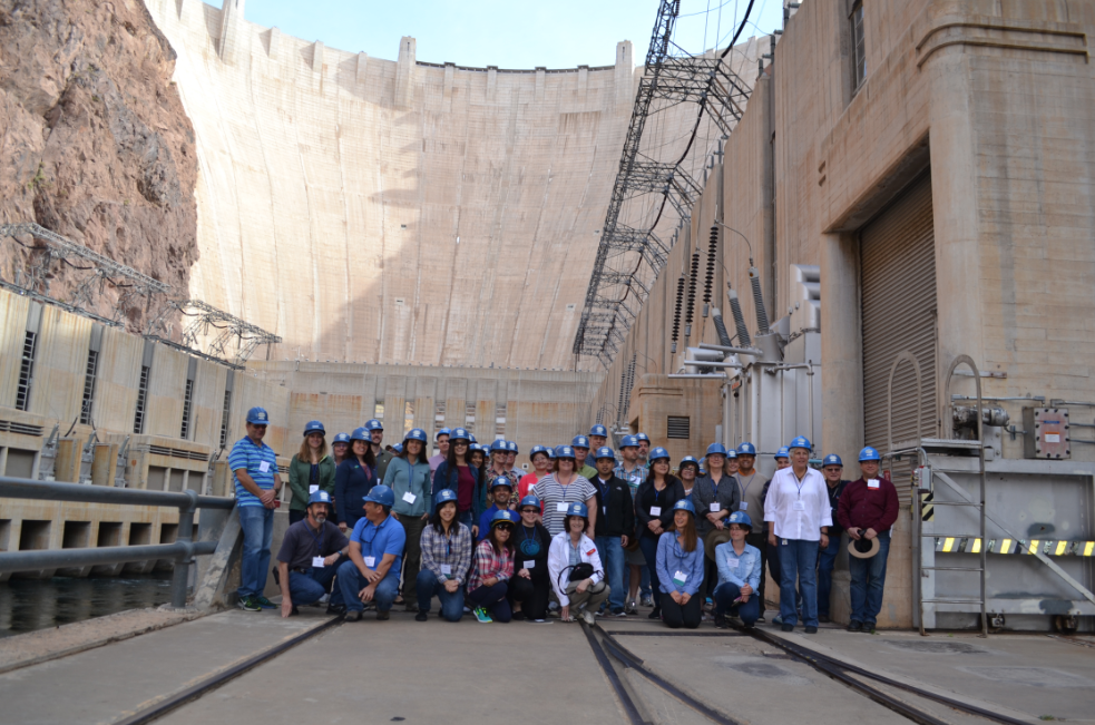 Hoover Dam Tours >> Join Us On A Hard Hat Tour Of Hoover Dam Other Infrastructure On