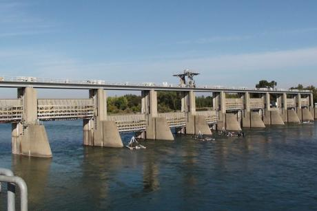 Red Bluff Diversion Dam