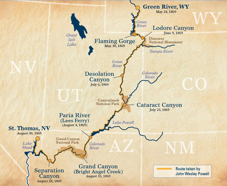Report Upon Colorado River West, Used