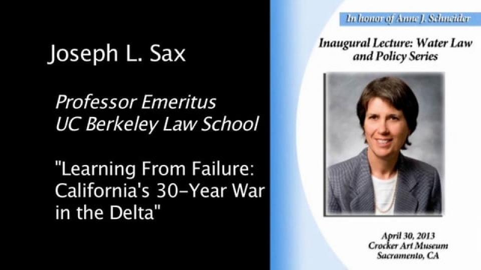 2013 Lecture
