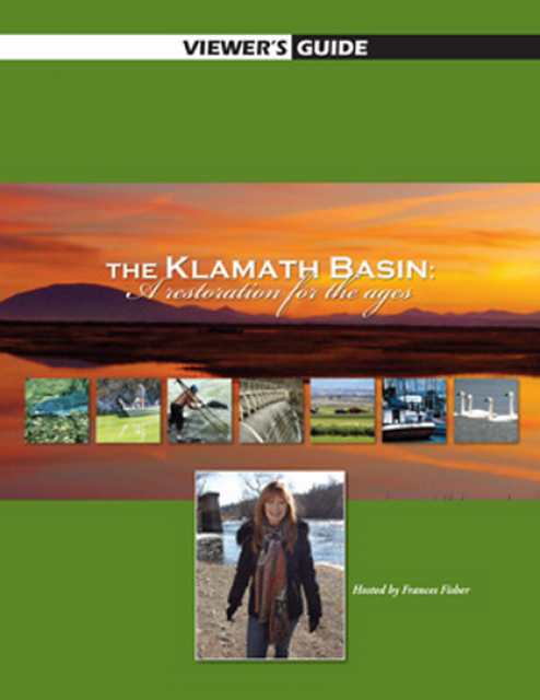 The Klamath Basin A Restoration For The Ages 60 Min Dvd Water
