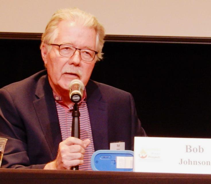 Robert Johnson, former commissioner of the Bureau of Reclamation