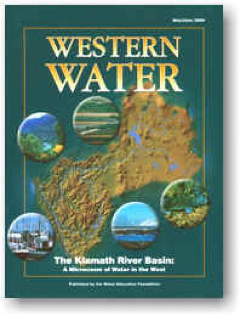 The Klamath River Basin A Microcosm Of Water In The West Water