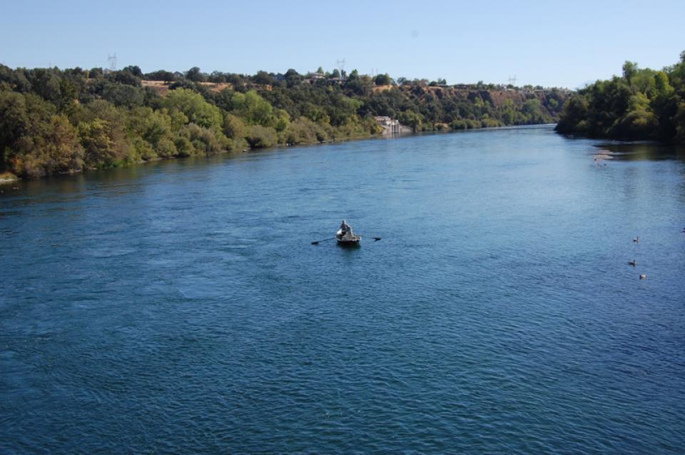 Sacramento River - Water Education Foundation