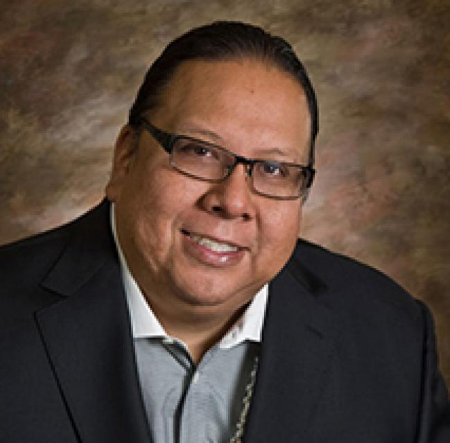 "Stephen Lewis, governor of the Gila River Indian Community near Phoenix, says tribes ""need to be at the table"" discussing the parameters of the next operating agreement for the Colorado River."