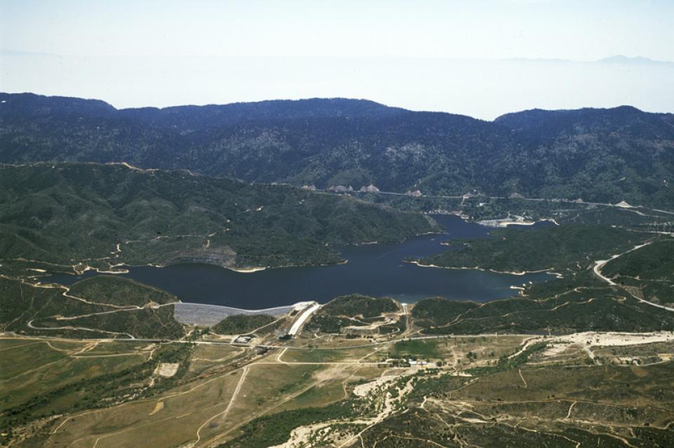 Silverwood Lake - Water Education Foundation