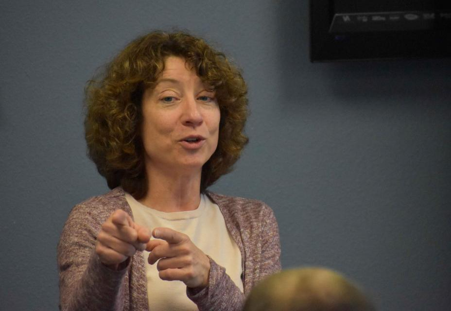 Nancy Vogel, a former journalist, is director of the Governor's Water Portfolio Program.
