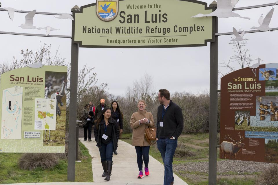 San Luis National Wildlife Refuge