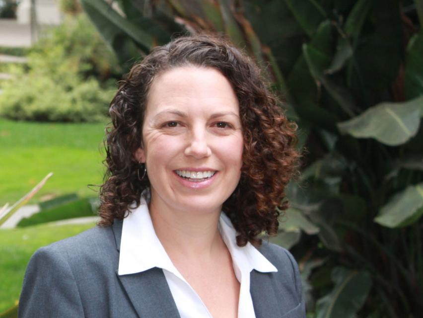 Laura Feinstein, senior researcher with the Pacific Institute, an Oakland-based think tank.