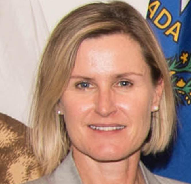 Amy Haas, executive director, Upper Colorado River Commission