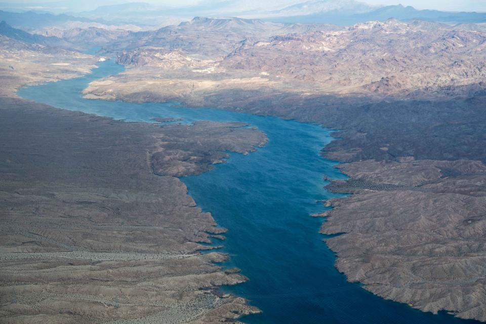 Topic: Lake Mead - Water Education Foundation