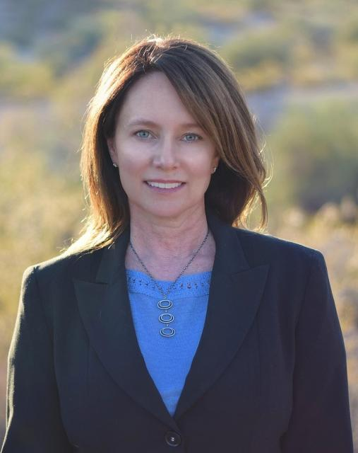Bureau of Reclamation Commissioner Brenda Burman
