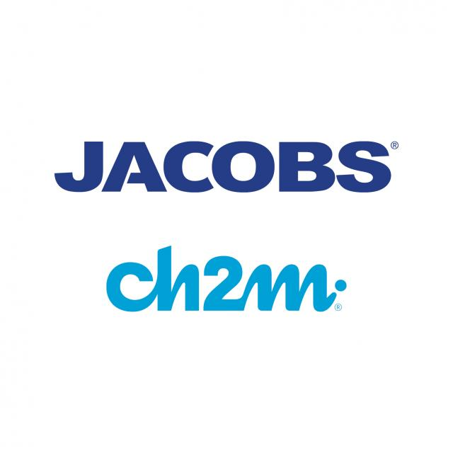 Logo for Jacobs CH2M
