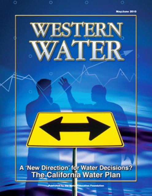 Topic: California Water Plan - Water Education Foundation