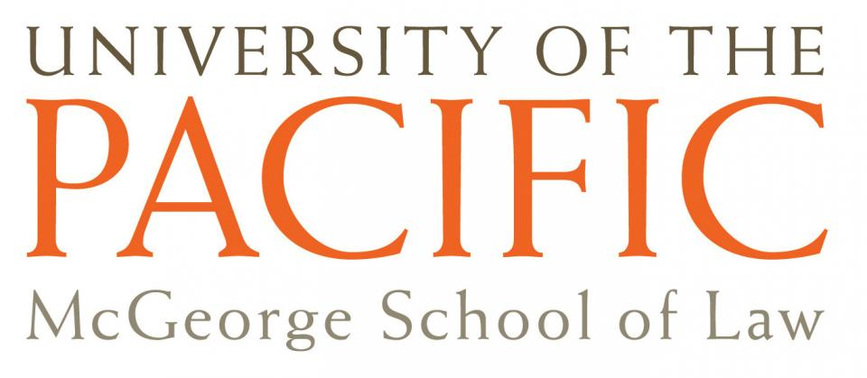 University of the Pacific McGeorge School of Law