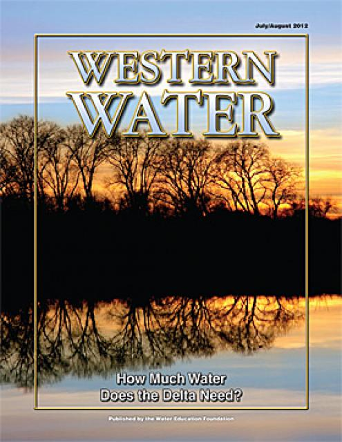 Topic: Bay Delta - Water Education Foundation
